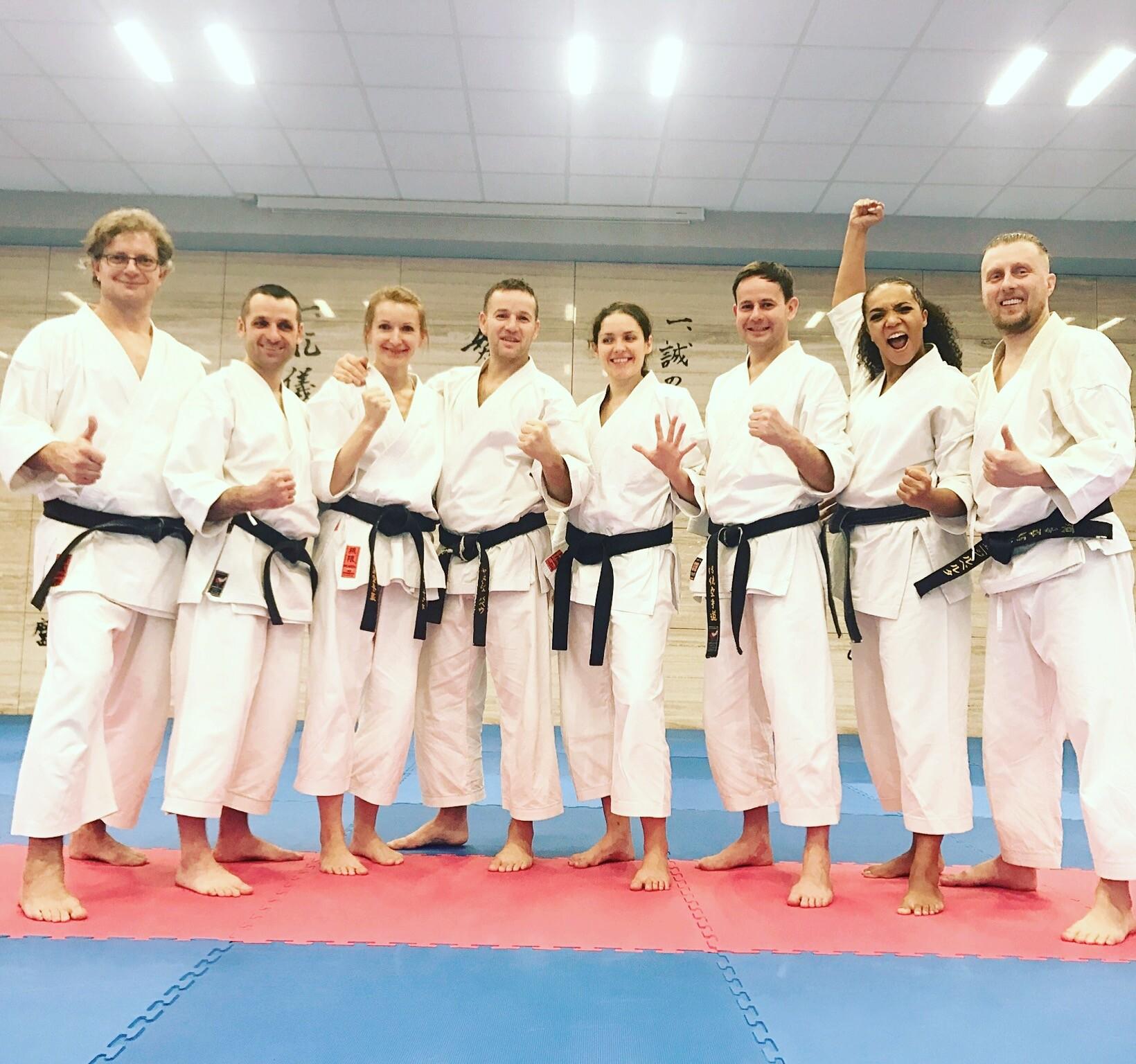 <p>15-17 grudnia w Dojo Stara Wieś odbył się coroczny Kurs Mistrzowski PZKT. Wzięło w nim udział kilkoro karateków Akademii Karate Tradycyjnego Niepołomice-Kraków.</p>
