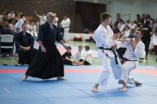 <p>7 kwietnia w Warszawie rozegrano II turniej Polskiej Ligi Karate Tradycyjnego. Wiktor Staszak zajął drugie miejsce. Konrad Irzyk zakończył na szóstej pozycji.</p>