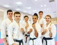 <p>6-osobowa ekipa karateków AKT uczestniczyła w pierwszym w tym roku zgrupowaniu kadry narodowej PZKT, które trwało od 13 do 15 kwietnia w Dojo Stara Wieś.</p>