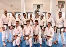 <p>11-13 maja w Dojo Stara Wieś odbyło się Międzynarodowe Seminarium Tradycyjnego Karate-do, które prowadził sensei Eduardo Salas 9 Dan (Peru). Wzięła w nim udział kilkunastoosobowa ekipa karateków AKT.</p>