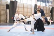 <p>11 medali (3 złote, 2 srebrne i 6 brązowych) zdobyli karatecy AKT podczas Międzywojewódzkich Mistrzostw Młodzików rozegranych 30 września w Krakowie.</p>