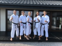 <p>Od 13 do 16 września w Dojo Stara Wieś odbywało się zgrupowanie kadry narodowej PZKT. Uczestniczyło w nim 8 zawodników naszej Akademii.</p>