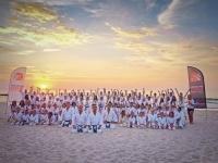 <p>Na początku wakacji zorganizowaliśmy jubileuszową 15. Letnią Akademię Karate Tradycyjnego. Przez 6 dni (26 czerwca – 1 lipca) 160 karateków przebywało w niepołomickiej podstawówce, gdzie trenowali, bawili się, szlifowali formę, technikę, ale i charakter.</p>