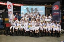 <p>Piękny wynik naszych zawodników podczas Pucharu Świata Dzieci - 1st Word Budo Karate Children's Championship! Najmłodsi karatecy AKT wywalczyli rekordową ilość 68 medali (25 złotych, 19 srebrnych i 24 brązowe)! Zawody rozegrano 25 listopada w Wilnie. </p>