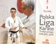 <h5>Wiktor Staszak najlepszy w I Turnieju PLKT</h5><p>Wiktor Staszak zwyciężył w I Turnieju Polskiej Ligi Karate Tradycyjnego. Zawody rozegrano 9 marca we Wrocławiu.</p>