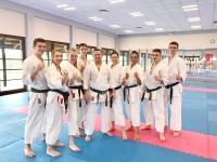 <h5>Zgrupowanie kadry narodowej</h5><p>Od 15 do 17 marca seniorzy i młodzieżowcy z naszej Akademii trenowali na pierwszym w tym roku zgrupowaniu kadry narodowej, które odbyło się w Dojo Stara Wieś.</p>