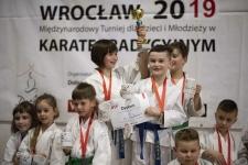 <h5>Wratislavia Cup</h5><p>46 medali podczas Wratislavia Cup we Wrocławiu, rozegranego 9 marca. To piękny początek sezonu startowego naszych zawodników. W zmaganiach wywalczyli 13 złotych, 14 srebrnych i 19 brązowych medali.</p>