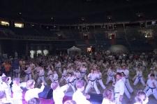 <h5>5. urodziny TAURON Areny Kraków</h5><p>9 czerwca TAURON Arena Kraków obchodziła 5. urodziny. Jednym z punktów programu był wspólny trening dla  karateków AKT. Sensei Paweł Janusz przeprowadził go na dużej hali.</p>
