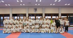 <h5>Rodzinny weekend </h5><p>W naszym rodzinnym weekendzie, który zorganizowaliśmy w Dojo Stara Wieś 20-22 września wzięło udział blisko 100 osób.</p>