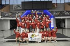 <h5>Najlepsi w Mistrzostwach Polski</h5><p>24 medale wywalczyli karatecy AKT podczas XXX Mistrzostw Polski w Tradycyjnym Karate-Do. W tym roku do zawodników niepołomickiego klubu powędrowało aż 12 tytułów Mistrzów Polski. Zawody rozegrano 21 i 22 czerwca w lubelskiej Hali Globus.</p>