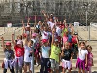 <h5>Wakacje w Dojo</h5><p>W tym roku zorganizowaliśmy aż 3 turnusy (8-12 lipca, 5-9 sierpnia, 19-23 sierpnia) Wakacji w Dojo w TAURON Arenie Kraków. Wzięło w nich udział blisko 80 uczestników.</p>
