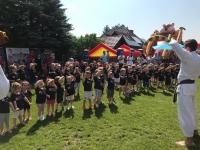 <h5>10. urodziny Przedszkola Tygrysek</h5><p>8 czerwca świętowaliśmy 10. urodziny Przedszkola Sportowo-Tanecznego Tygrysek, które funkcjonuje przy naszej Akademii Karate Tradycyjnego w Niepołomicach.</p>