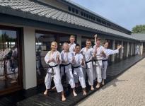 """<h5>Letnie Gasshuku</h5><p>Karatecy AKT wzięli udział w Letnim Gasshuku, które trwało do 14 do 18 sierpnia w Europejskim Centrum Budo """"Dojo-Stara Wieś"""".</p>"""